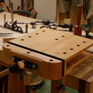 Mini banco de carpintero portatil